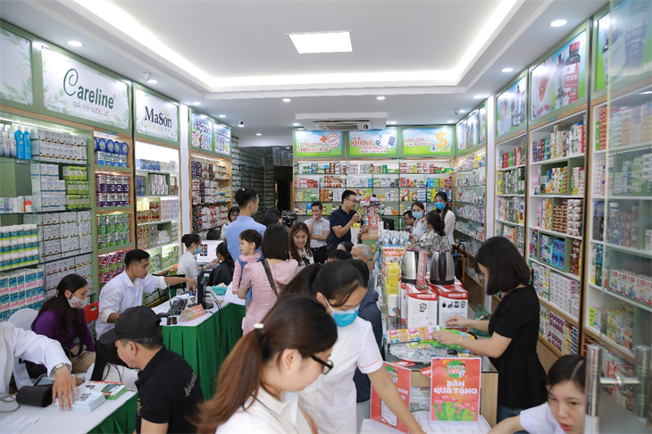 Nhà thuốc Tuệ Tâm - Nhà thuốc uy tín, chất lượng hàng đầu
