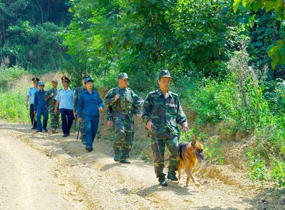 Củng cố vững chắc thế trận lòng dân bảo vệ biên giới