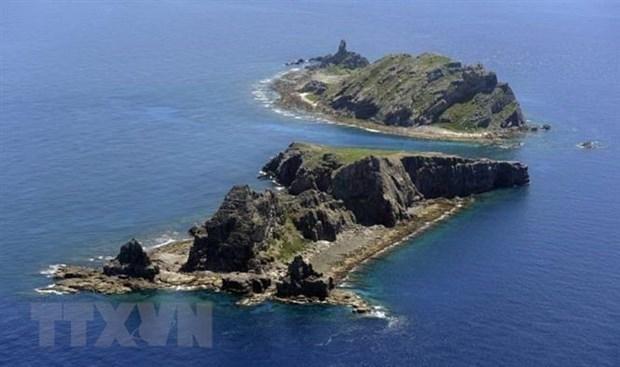 Nhật Bản tiếp tục bày tỏ quan ngại với Trung Quốc về vấn đề trên biển