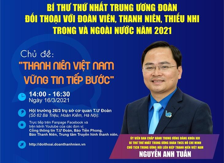 Đẩy mạnh các hoạt động kỷ niệm 90 năm Ngày Thành lập Đoàn Thanh niên Cộng sản Hồ Chí Minh