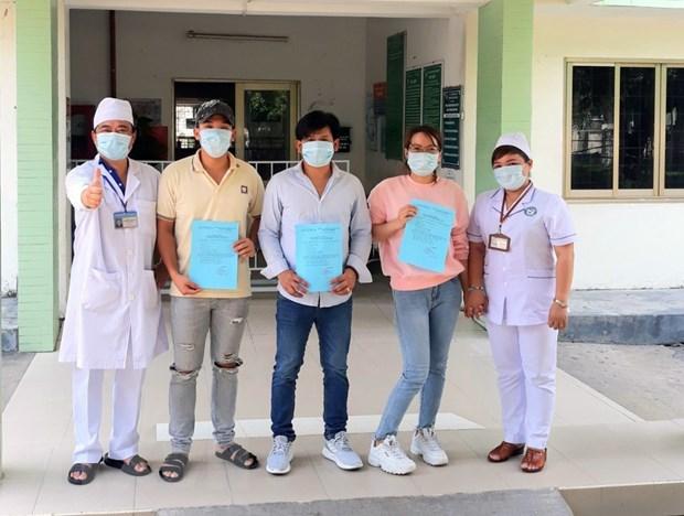 Sáng 4-3: Không có ca mắc mới, 1.898 bệnh nhân được điều trị khỏi