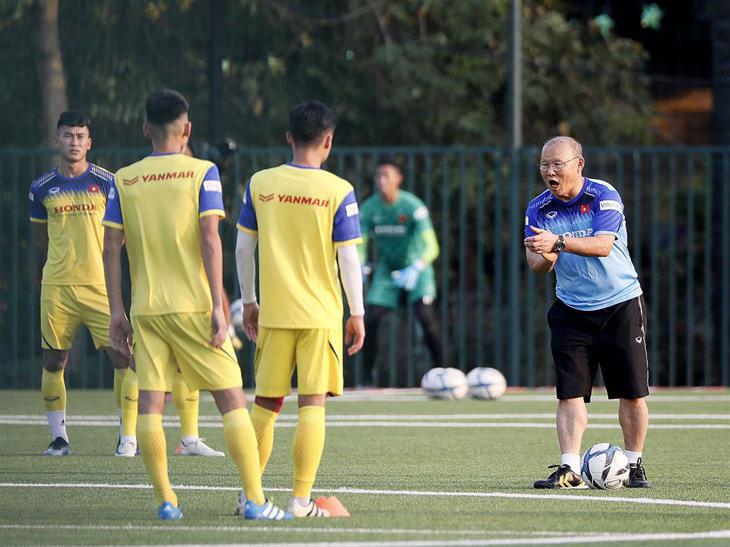 Đội tuyển Việt Nam chuẩn bị thế nào cho vòng loại World Cup 2022 vào tháng 6?
