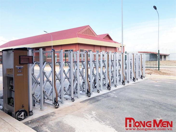 HongMen - Lựa chọn cổng tự động đáng tin cậy cho người tiêu dùng
