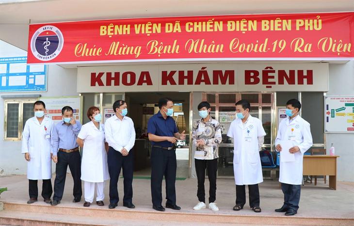 Việt Nam không ghi nhận ca mắc mới Covid-19 trong 12 giờ qua