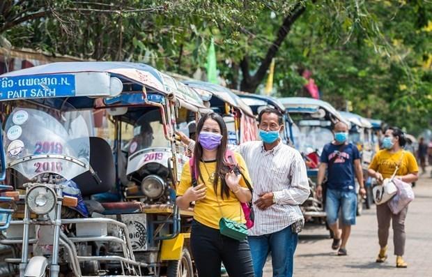 Dịch Covid-19: Lào ghi nhận ca nhiễm trong nước đầu tiên sau 1 năm