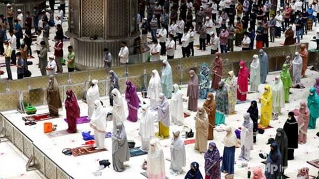 Các hoạt động trong tháng lễ Ramadan bị hạn chế vì dịch Covid-19
