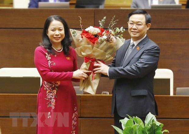 Nghị quyết miễn nhiệm, bầu một số chức danh lãnh đạo Nhà nước, Quốc hội