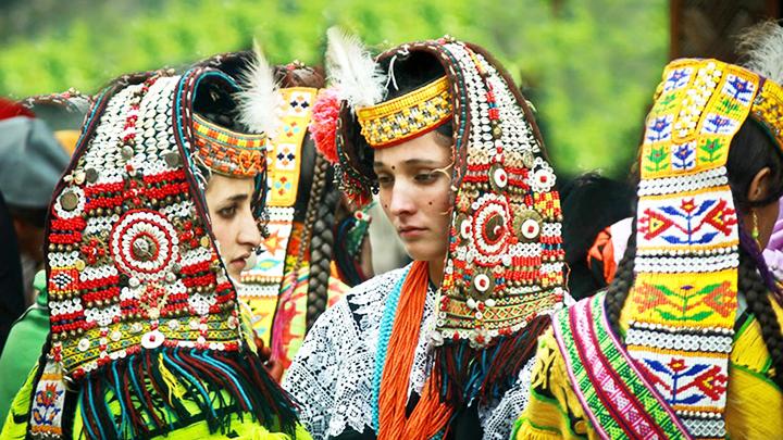 Bộ tộc bí ẩn ở vùng núi Pakistan