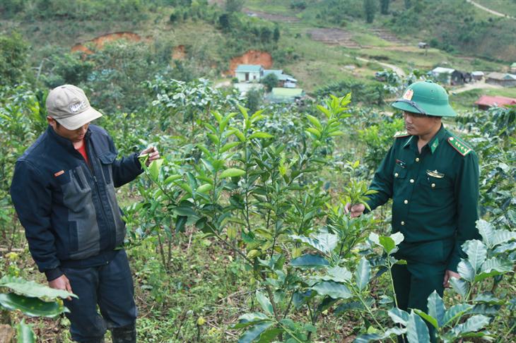 Nghị quyết lòng dân ở biên giới Kon Tum (bài 5)