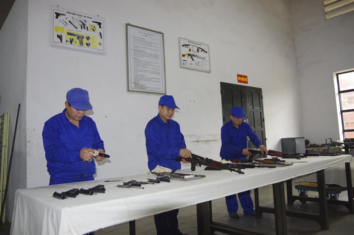 Phát huy bản chất Bộ đội Cụ Hồ trên mặt trận sản xuất