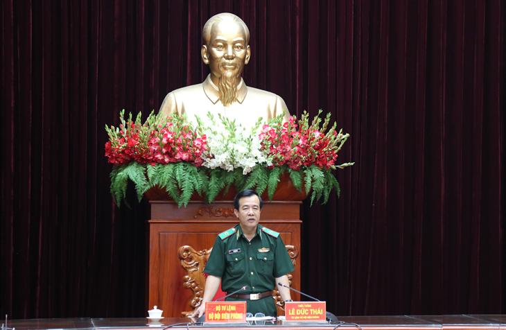 Đảm bảo tốt nhất công tác chuẩn bị để Giao lưu hữu nghị Quốc phòng biên giới Việt Nam-Trung Quốc lần thứ 6 thành công tốt đẹp