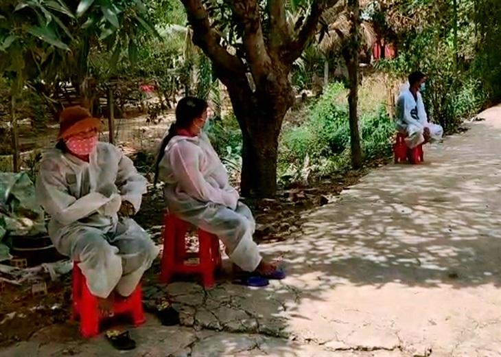 Bắt 3 đối tượng nhập cảnh trái phép từ Campuchia về Việt Nam