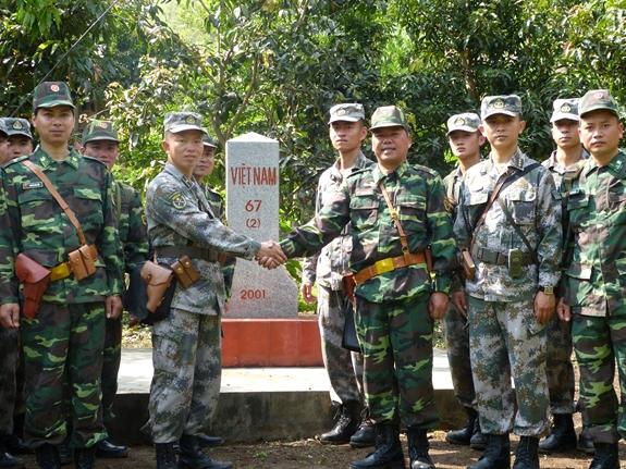 Giao lưu biên giới giữ vai trò quan trọng trong quan hệ Việt Nam - Trung Quốc