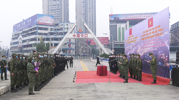 Trách nhiệm củaBộ Ngoại giao về biên phòng