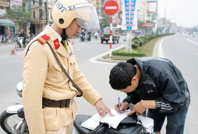 Quảng Bình:Kiên quyết xử lý trường hợp vi phạm trật tự an toàn giao thông