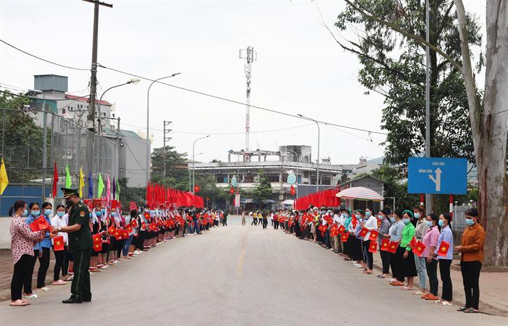 Sẵn sàng cho Giao lưu hữu nghị Quốc phòng biên giới Việt Nam - Trung Quốc lần thứ 6