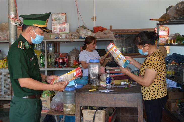 BĐBP Đắk Lắk đẩy mạnh công tác tuyên truyền bầu cử tại khu vực biên giới