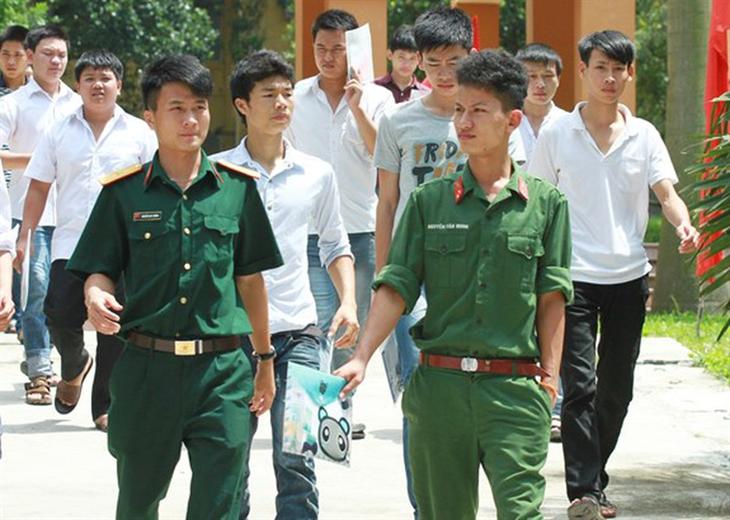 Bộ Quốc phòng hướng dẫn điều chỉnh, bổ sung nội dung khám sơ tuyển sức khỏe tuyển sinh quân sự
