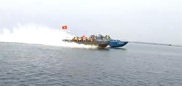 Chặng đường mới trên biên giới Việt - Trung