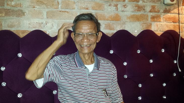 Nhà thơ Pờ Sảo Mìn: Người đục đá kê cao dân tộc Pa Dí