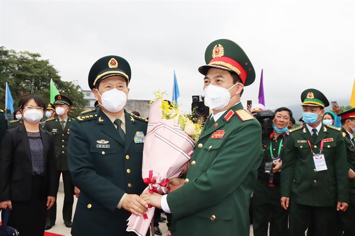 Dấu mốc mới trong hợp tác biên giới Việt Nam - Trung Quốc