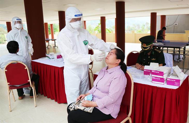 Cục Hậu cần BĐBP đẩy mạnh học tập và làm theo tư tưởng, đạo đức, phong cách Hồ Chí Minh