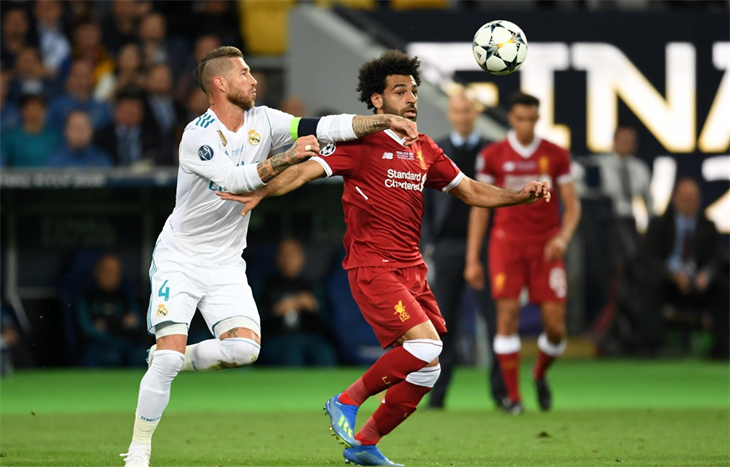 Lịch trực tiếp Champions League: Real Madrid đại chiến Liverpool