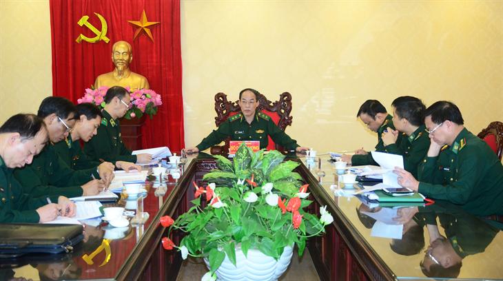 Làm tốt công tác chuẩn bị chương trình Giao lưu hữu nghị Quốc phòng biên giới Việt Nam-Trung Quốc lần thứ 6