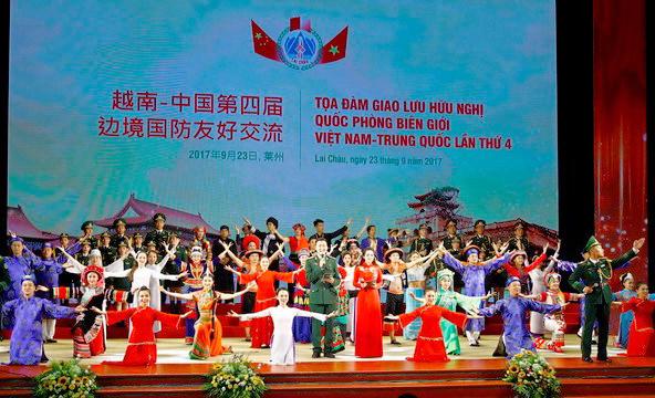 Tạo ra động lực, xung lực mới, thúc đẩy quan hệ quốc phòng giữa Việt Nam - Trung Quốc