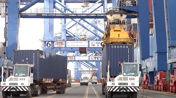 Xuất nhập khẩu ghi nhận tốc độ tăng cao nhất trong vòng 10 năm qua