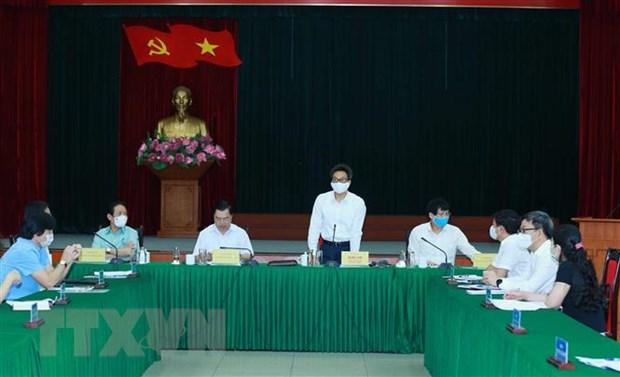 Phó Thủ tướng: Vẫn chưa cần thiết thực hiện giãn cách xã hội