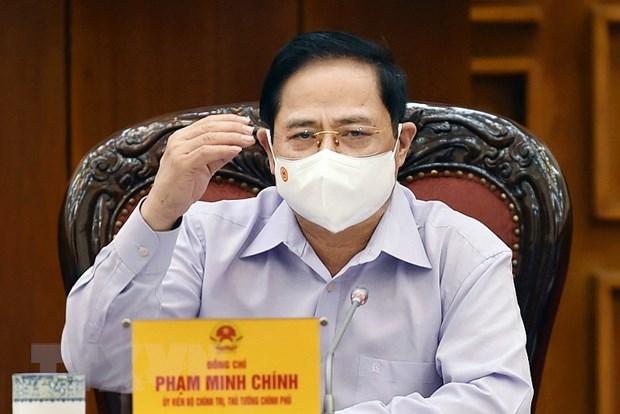 Thủ tướng: Xây dựng kịch bản bầu cử trong điều kiện xảy ra dịch bệnh