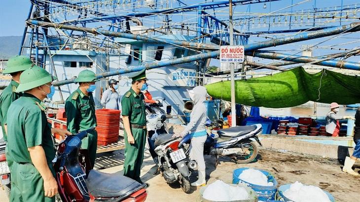 BĐBP Đà Nẵng: Tập trung cao độ cho công tác phòng, chống dịch Covid-19
