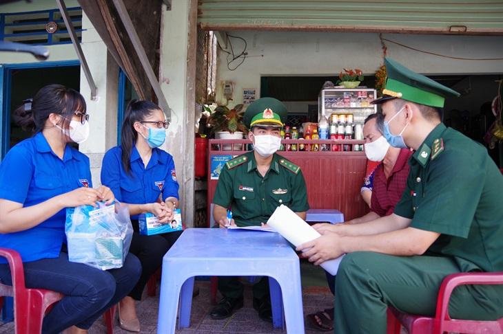 Bà Rịa - Vũng Tàu: Vận động nhân dân chống xuất, nhập cảnh trái phép