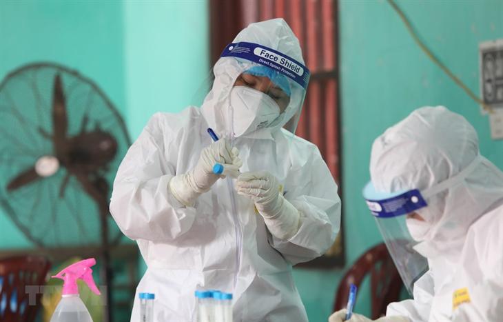 Trưa 13-5, Việt Nam ghi nhận thêm 21 ca mắc Covid-19 trong nước