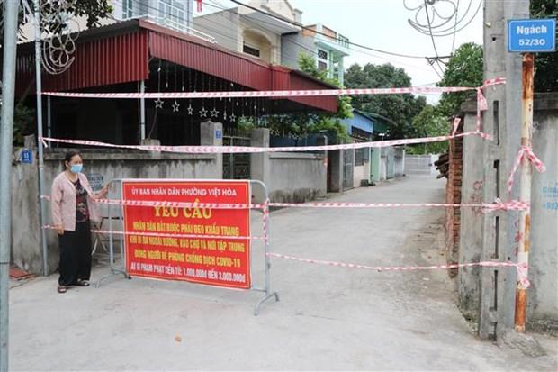 Trưa 14-5, Việt Nam ghi nhận 16 ca mắc mới trong nước