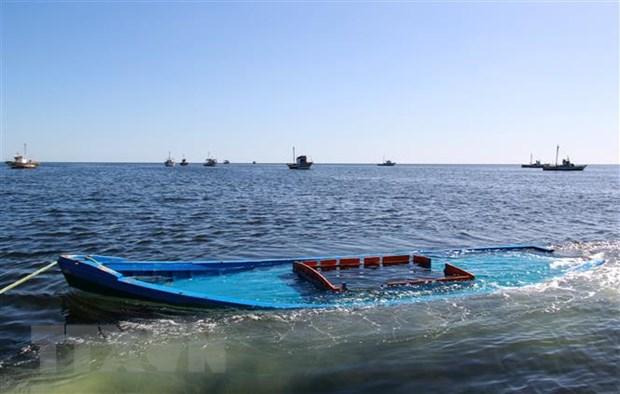 Đắm thuyền chở người di cư ngoài khơi bờ biển Tunisia