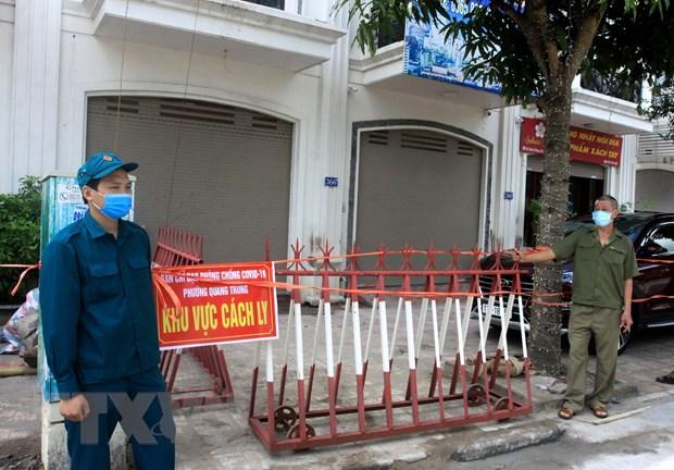 Ghi nhận nhiều ca mắc mới Covid-19 ở Hà Nội, Đắk Lắk và Thái Bình