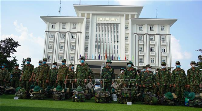 Chung tay hỗ trợ các địa phương biên giới phòng, chống dịch Covid-19
