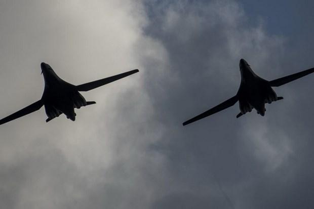 Máy bay trinh sát điện tử Mỹ bay gần biên giới Nga