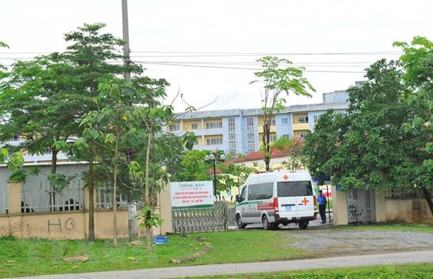 Ghi nhận chùm 14 ca mắc Covid-19 tại Bệnh viện Bệnh Nhiệt đới Trung ương