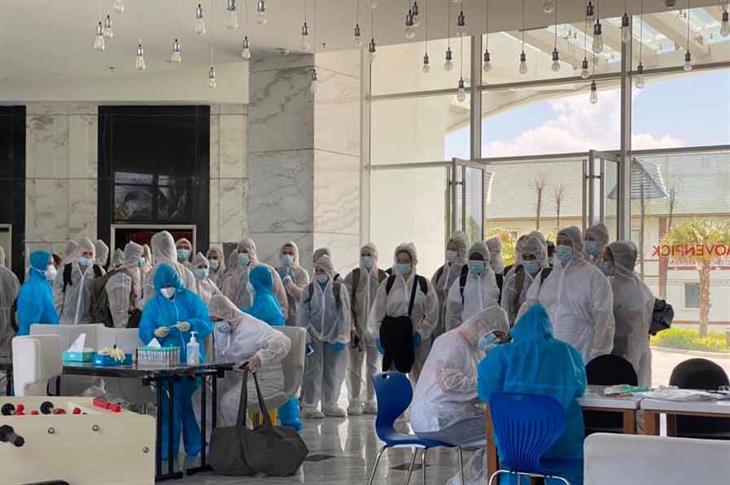 Quyết liệt ngăn chặn nguy cơ dịch bệnh Covid-19 ở Khánh Hòa
