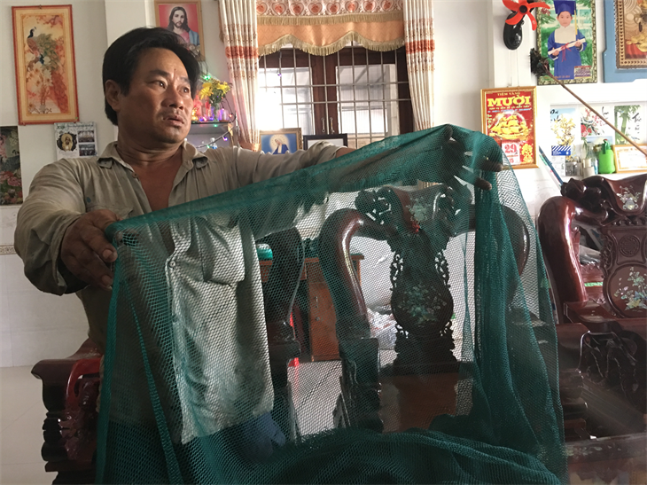 Nguồn lợi thủy sản suy giảm - Ngư dân lao đao
