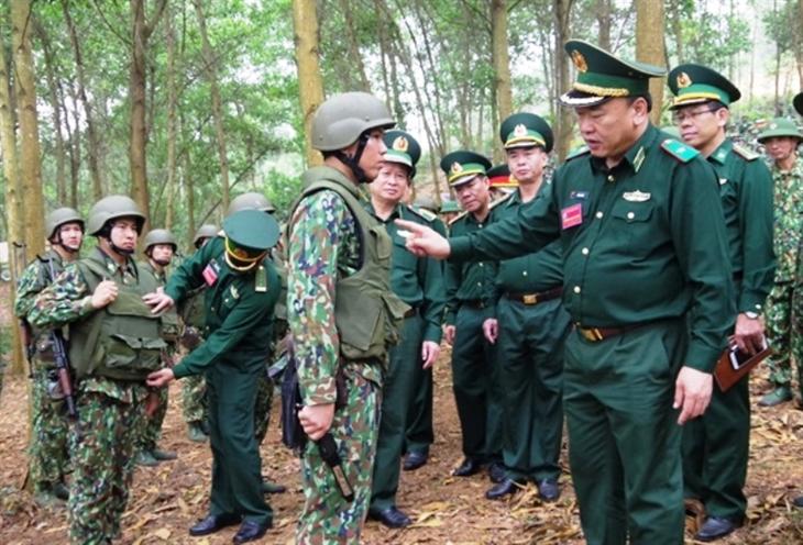Chương trình hành động của Thiếu tướng Lê Quang Đạo, ứng cử đại biểu Quốc hội khóa XV