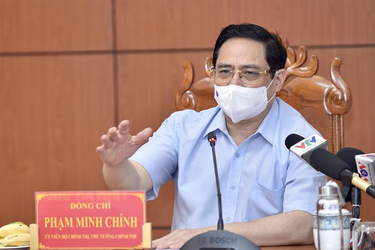 Thủ tướng Chính phủ triệu tập cuộc họp khẩn với 6 tỉnh biên giới Tây Nam về phòng, chống dịch