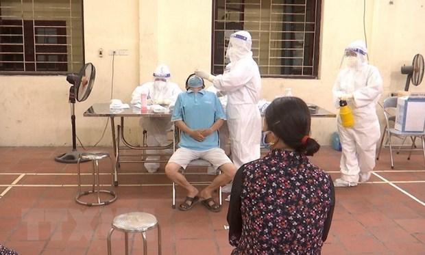 Bắc Ninh phát hiện thêm 42 ca dương tính với SARS-CoV-2