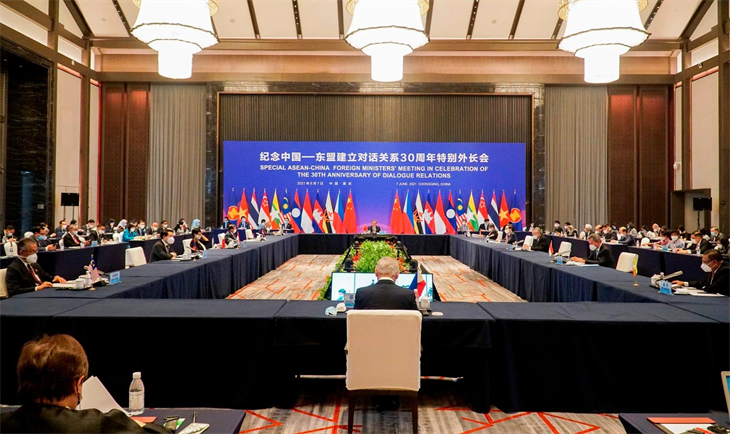 Kỳ vọng nâng tầm quan hệ ASEAN - Trung Quốc