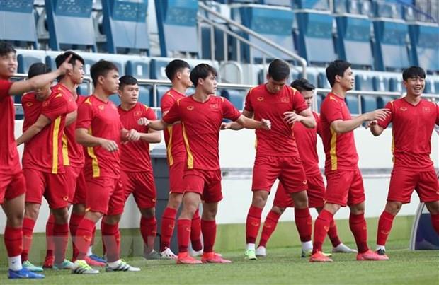 HLV Park Hang-seo chốt danh sách cầu thủ cho trận gặp Malaysia