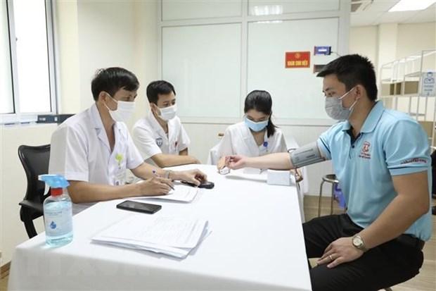 Ngày 12-6, Việt Nam ghi nhận thêm 261 ca mắc Covid-19 mới