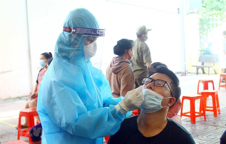 Việt Nam ghi nhận thêm 100 ca mắc Covid-19 trong buổi trưa 14-6